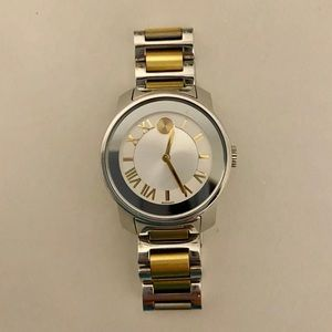 ✨✨MOVADO BOLD Stainless Steel Watch✨✨